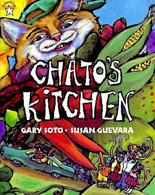 Chato's Kitchen by Gary Soto