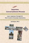 1300+ Japanese Conversational Phrases