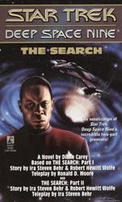 The Search by Diane Carey