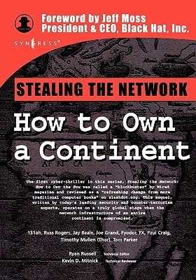 Stealing the Network by Russ Rogers