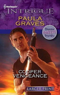 Cooper Vengeance by Paula Graves