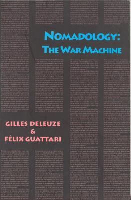 Nomadology by Gilles Deleuze