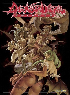 Darkstalkers Tribute by Adam Hughes