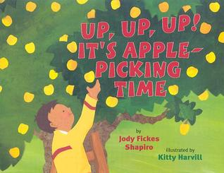 Up, Up, Up! by Jody Fickes Shapiro