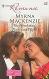 The Frenchman's Plain-Jane Project by Myrna Mackenzie