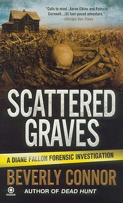 Scattered Graves by Beverly Connor