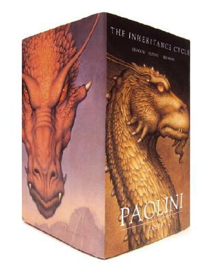 Eragon, Eldest & Brisingr by Christopher Paolini (The Inheritance Cycle #1-3) Omnibus