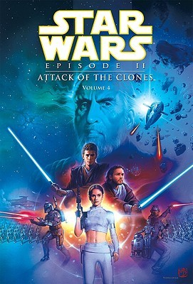 Star Wars Episode II: Attack of the Clones, Volume 4