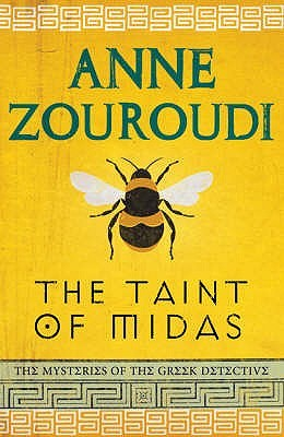The Taint of Midas by Anne Zouroudi
