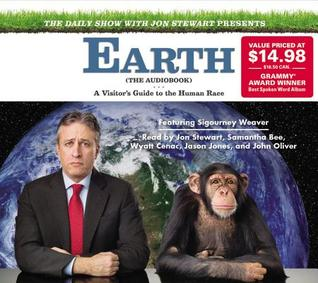 The Daily Show with Jon Stewart Presents Earth (The Audiobook) by Jon Stewart