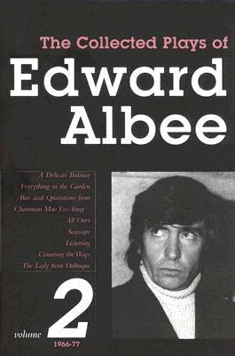 The Collected Plays, Vol. 2 by Edward Albee