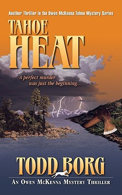 Tahoe Heat by Todd Borg