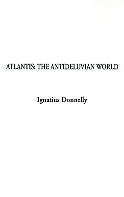 Atlantis: The Antideluvian World