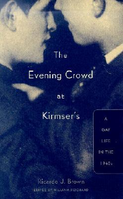 Evening Crowd at Kirmser's by Ricardo J. Brown