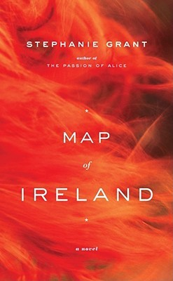 Map of Ireland by Stephanie Grant
