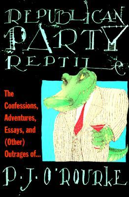 Republican Party Reptile by P.J. O'Rourke