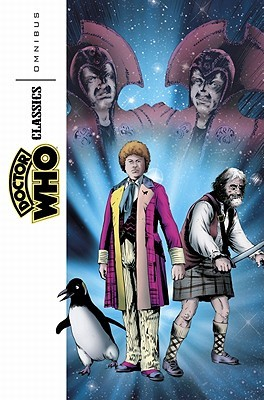 Doctor Who Classics Omnibus, Vol. 1 by Grant Morrison