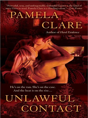 Unlawful Contact (I-Team, #3)