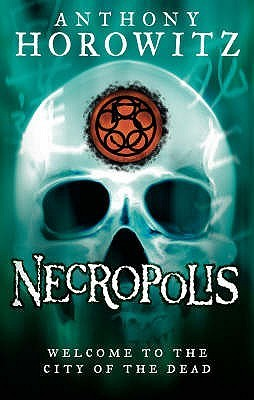 Necropolis (The Gatekeepers, #4)