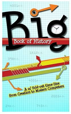 Big Book of History: A 15' Fold-Out Time-Line from Creation to Modern Computers