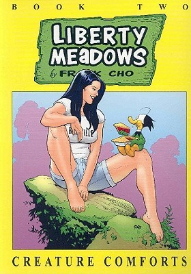 Liberty Meadows, Volume 2 by Frank Cho