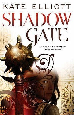 Shadow Gate (Crossroads, #2)