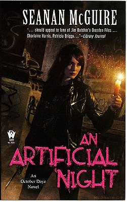 An Artificial Night (October Daye, Book 3)  - Seanan McGuire