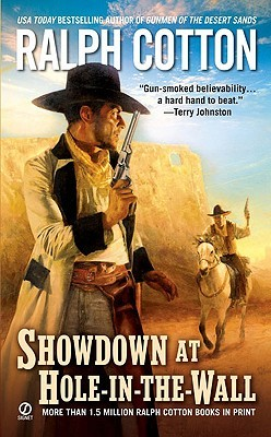 Get Showdown at Hole-In-the -Wall (Ranger #21) by Ralph Cotton MOBI
