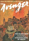 The Avenger Vol. 4: The Blood Ring & Stockholders in Death