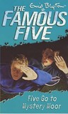 Five Go to Mystery Moor (Famous Five, #13)
