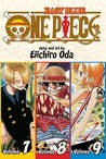One Piece: East Blue 7-8-9, Vol. 3 (One Piece: Omnibus, #3)