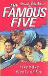 Five Have Plenty of Fun (Famous Five, #14)