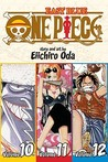 One Piece: East Blue 10-11-12, Vol. 4 (One Piece: Omnibus, #4)
