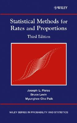Statistical Methods for Rates and Proportions