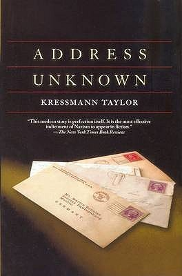 Address Unknown by Kressman Taylor