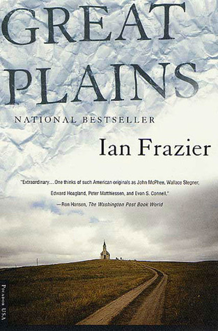 Great Plains by Ian Frazier