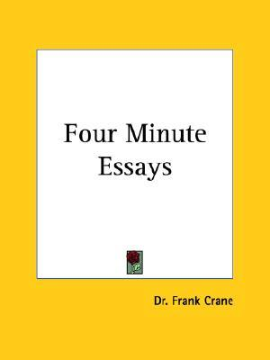 Four Minute Essays