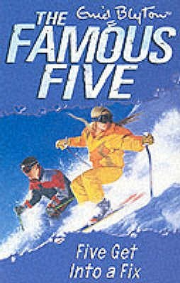 Five Get into a Fix by Enid Blyton