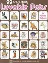 99 Luvable Pets To Cross Stitch (Leisure Arts #3994)