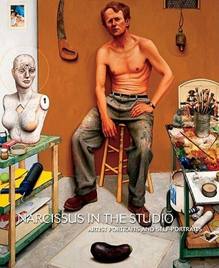Narcissus in the Studio Self-Portrait by Robert Cozzolino