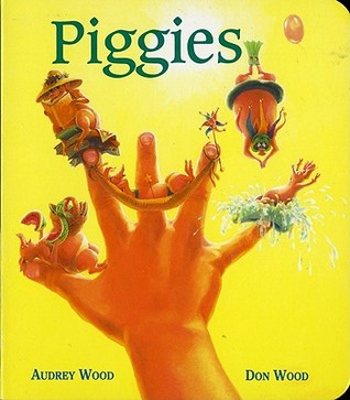 Piggies by Audrey Wood