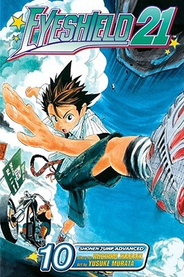 Eyeshield 21, Vol. 10 by Riichiro Inagaki