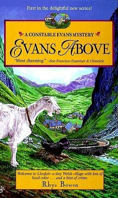 Evans Above (Constable Evans, #1)