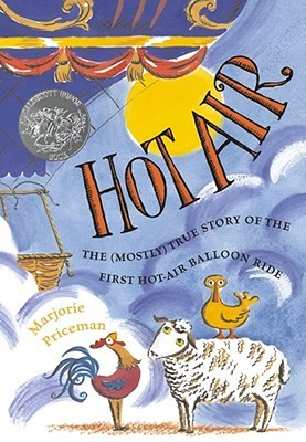 Hot Air by Marjorie Priceman