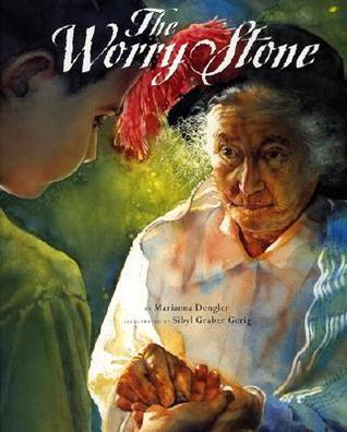 The Worry Stone by Marianna Dengler