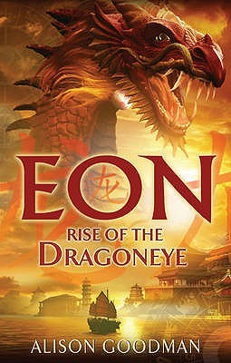 Rise of the Dragoneye by Alison Goodman