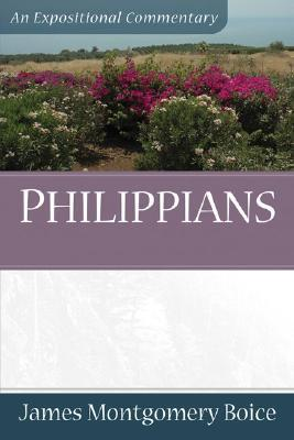 Philippians by James Montgomery Boice