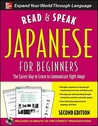 Read and Speak Japanese for Beginners with Audio CD, 2nd Edition (Read & Speak for Beginners)