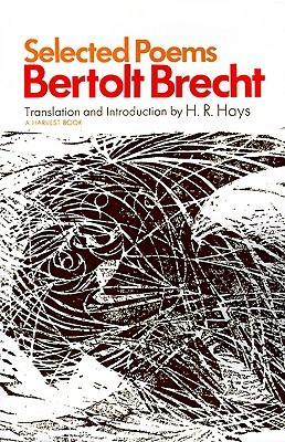 Selected Poems by Bertolt Brecht