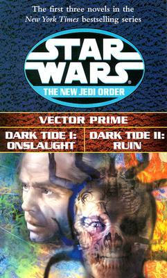 Star Wars - The New Jedi Order, Books 1-3 by R.A. Salvatore